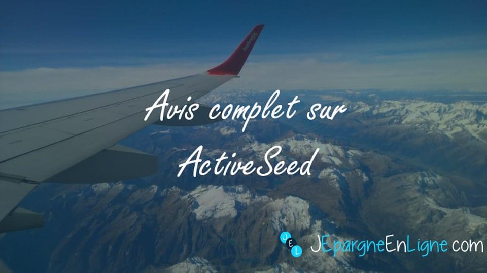 ActiveSeed : avis sur le spécialiste de la gestion pilotée