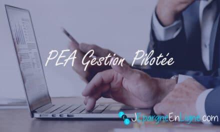 PEA en gestion pilotée : comparatif 2021
