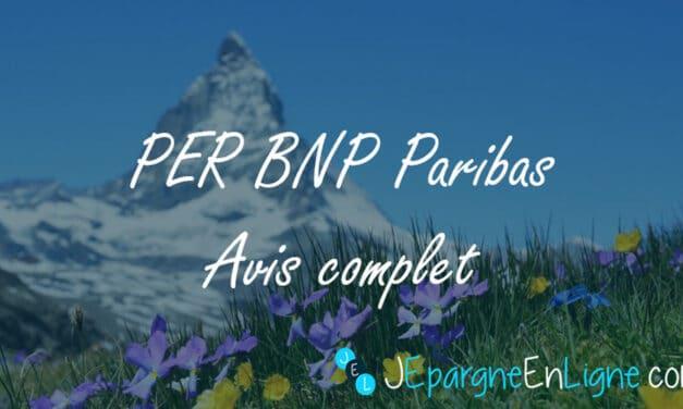 Avis BNP Paribas PER Multiplacements : tout savoir sur ce Plan Epargne Retraite