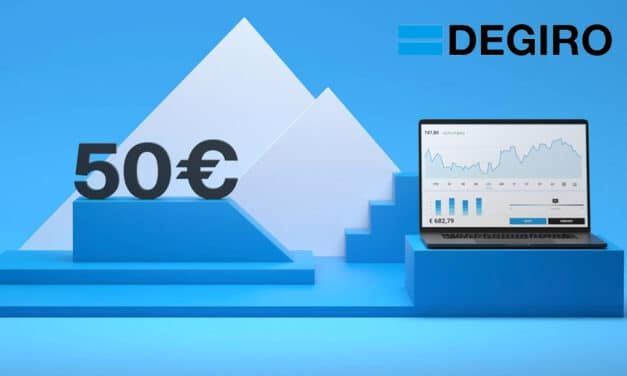 DEGIRO : une offre de bienvenue de 50€ sur les frais de transaction pendant l'été !