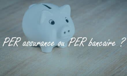 PER assurance, PER bancaire ou compte-titres : quel type de plan épargne retraite choisir ?