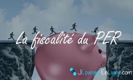 Fiscalité du PER : la déduction fiscale grâce au plan épargne retraite