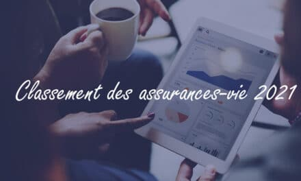 Classement assurance-vie 2021